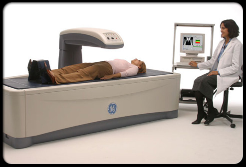 Osteoporosis s14 bone density scan