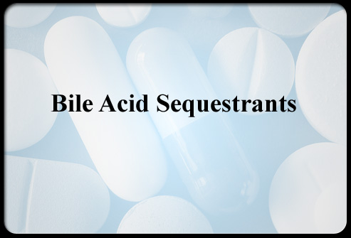 cholesterol drugs s15 bile acid sequestrants