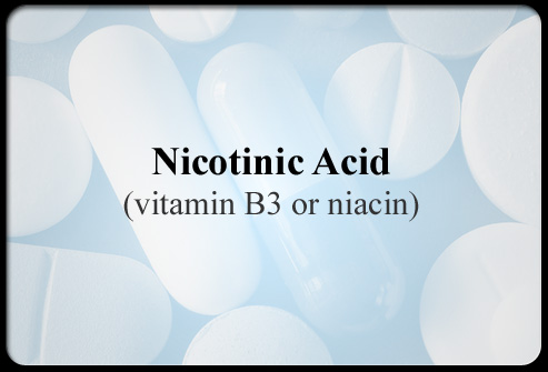 cholesterol drugs s19 nicotinic acid
