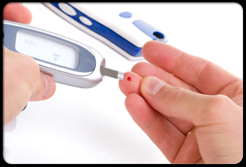 diabetes foot problems s17 glucose level